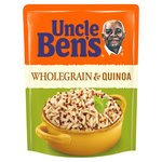 Uncle Bens Wholegrain & Quinoa Microwave Rice