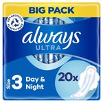 Always Ultra Night Sanitary Towels