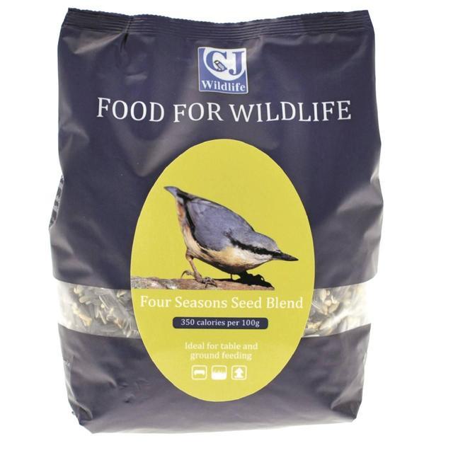 CJ Wildlife Four Seasons Seed Blend
