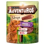 Adventuros Dog Treat Venison Flavour Strips