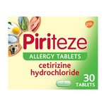 Piriteze One-A-Day Tablets