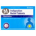 M Indigestion Relief Tablets