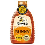 Rowse Squeezy Honey Clear