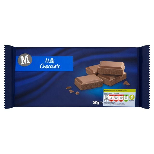 Morrisons Milk Chocolate