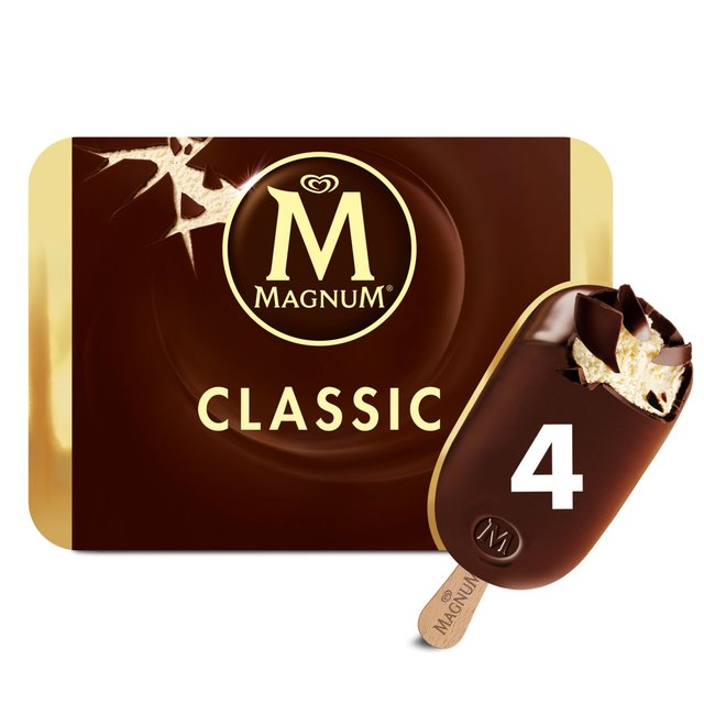 Magnum Classic Ice Cream Sticks