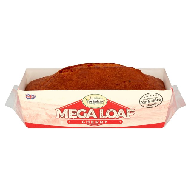 Yorkshire Baking Company Cherry Mega Loaf