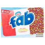 Fab Ice Lollies Strawberry