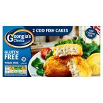 Georgia's Choice Gluten Free Fish Cake