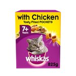 Whiskas Dry Senior With Chicken