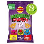 Monster Munch Variety Snacks
