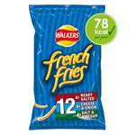 Walkers French Fries Variety Snacks