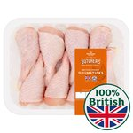 Morrisons British Chicken Drumsticks