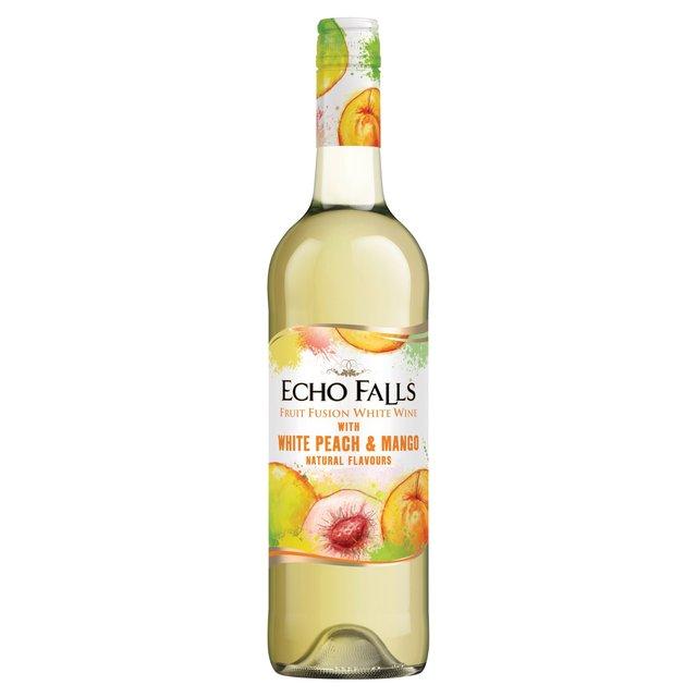 Echo Falls Fruit Fusion White