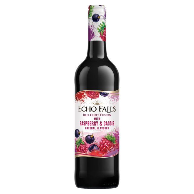 Echo Falls Fruit Fusion Red Wine