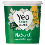 Yeo Valley Whole Milk Natural Yogurt