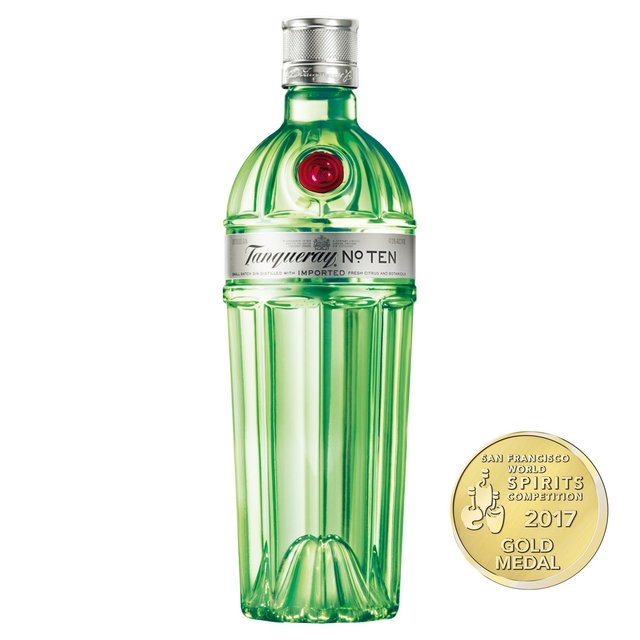 morrisons tanqueray no ten gin 70cl product information. Black Bedroom Furniture Sets. Home Design Ideas