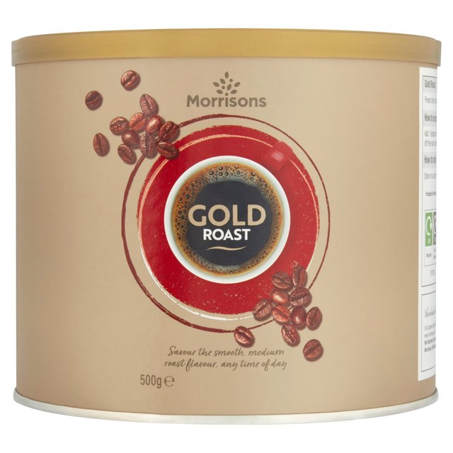 Morrisons Gold Instant Coffee