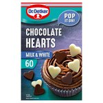 Dr Oetker Chocolate Hearts