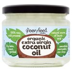 Groovey Food Co Organic Virgin Coconut Oil