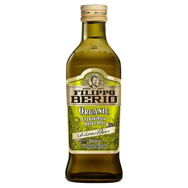 Filippo Berio Organic Extra Virgin Oil