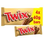 Twix Chocolate Multipack Bars