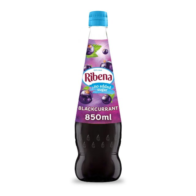 Ribena Blackcurrant No Added Sugar