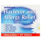 Galpharm Hayfever and Allergy Relief