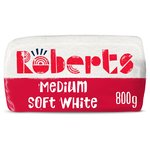 Roberts Medium White Bread