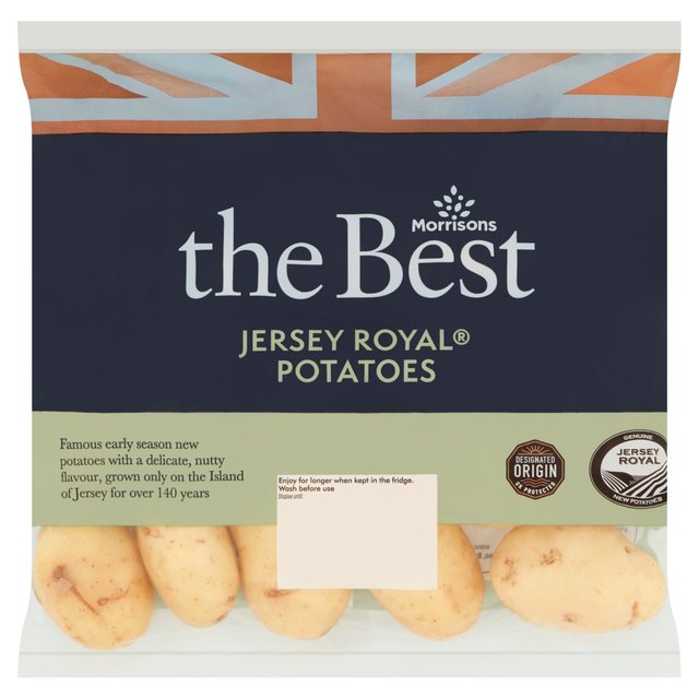 Morrisons The Best Jersey Royals