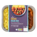 Morrisons Chicken Rogan Josh & Pilau Rice