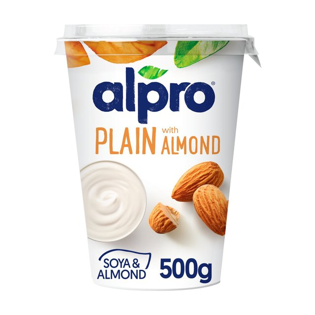 Alpro Almond Soya Yogurt Alternative