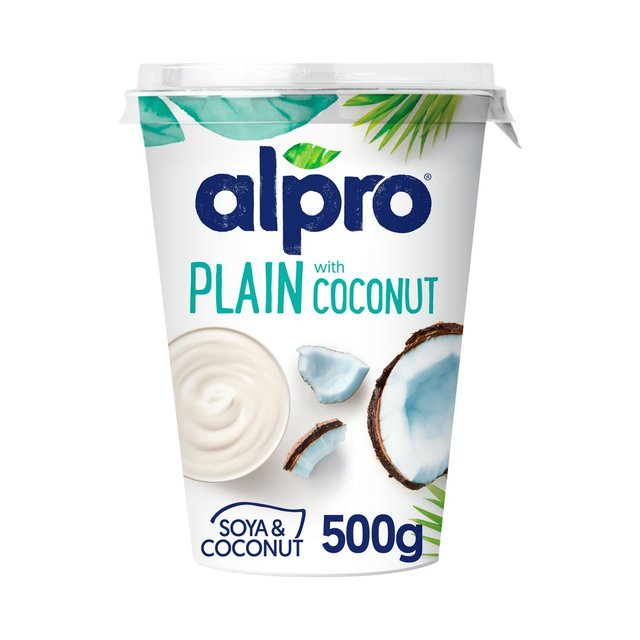 Alpro Plain with Coconut Yoghurt Alternative