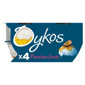 Oykos Greek Style Passion Fruit Yogurt