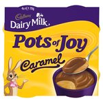 Cadbury Caramel Pots Of Joy
