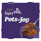Cadbury Dairy Milk Pots Of Joy