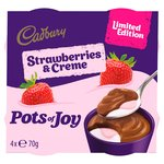 Cadbury Limited Edition Pots Of Joy