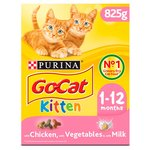 Go-Cat Kitten Food Chicken, Milk and Vegetables