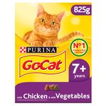 Go-Cat Senior Cat Food Chicken Rice and Vegetables