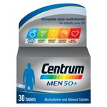 Centrum Men 50 Plus MultiVitamins