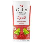 Gallo Rose Spritz Raspberry & Lime