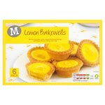 Morrisons Lemon Bakewells