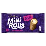 Cadbury Raspberry Mini   Rolls