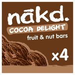 Nakd Cocoa Delight Bar