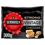 Seriously Strong Vintage Cheddar