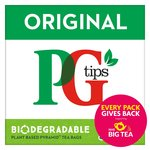 Pg Tips Pyramid Tea Bags 160s