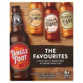 Badger Favourites Mixed pack