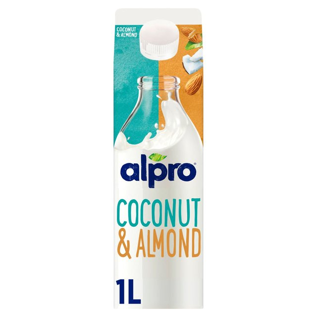 Alpro Fresh Coconut Almond Milk Alternative