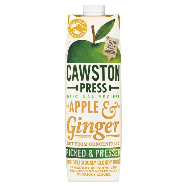 Cawston Press Apple & Ginger Juice
