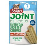 Bakers Joint Delicious Medium Dog Treat Chicken