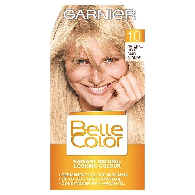 ... Color 7 1 Natural Dark Ash Blonde Garnier Belle Color 7 | Dark Brown
